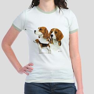 Beagle Multi Jr. Ringer T-Shirt