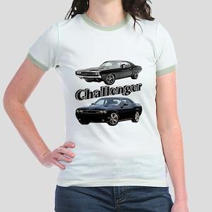 AD31 CP-LAPTOP SKIN Jr. Ringer T-Shirt