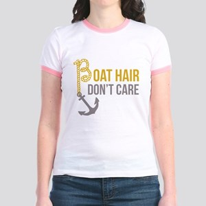 Boat Hair Jr. Ringer T-Shirt