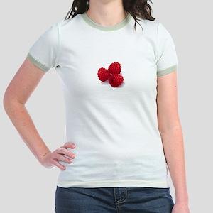 Raspberries Jr. Ringer T-Shirt