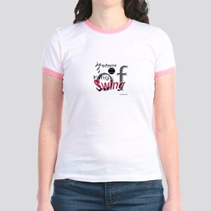 fkofswing Jr. Ringer T-Shirt