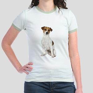 Jack Russell Terrier Jr. Ringer T-Shirt