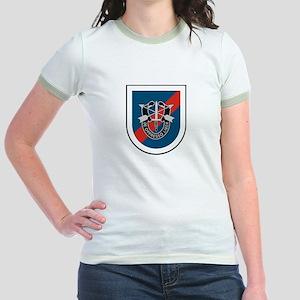 20th Special Forces Jr. Ringer T-Shirt
