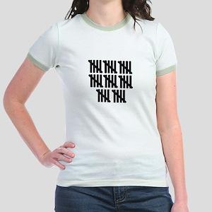 40th birthday Jr. Ringer T-Shirt