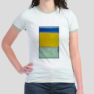 ROTHKO BLUE YELLOW T-Shirt