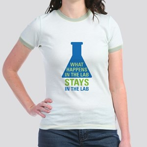 In The Lab Jr. Ringer T-Shirt
