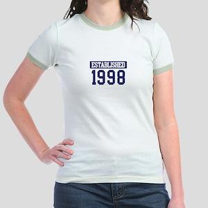 Established 1998 Jr. Ringer T-Shirt