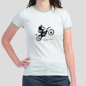 Dirtbike Jr. Ringer T-Shirt