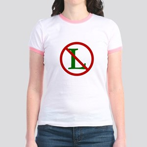 NOEL (NO L Sign) Jr. Ringer T-Shirt