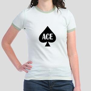 Ace Kicker Jr. Ringer T-Shirt
