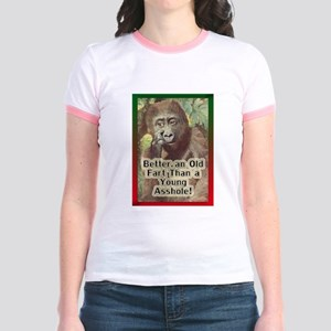 Birthday Gifts Jr. Ringer T-Shirt