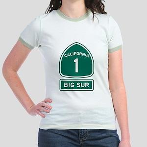 Big Sur California Jr. Ringer T-Shirt