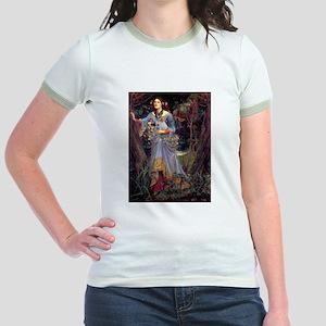 Ophelia / JRT Jr. Ringer T-Shirt