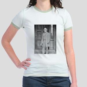 Gen Robert E Lee Jr. Ringer T-Shirt