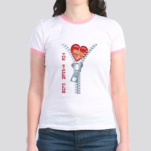 The Zipper Club Jr. Ringer T-Shirt