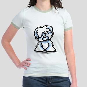 Coton Cartoon Jr. Ringer T-Shirt