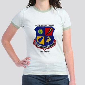 6987TH SECURITY GROUP Jr. Ringer T-Shirt