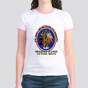 Pershing Tower Rats I Jr. Ringer T-Shirt