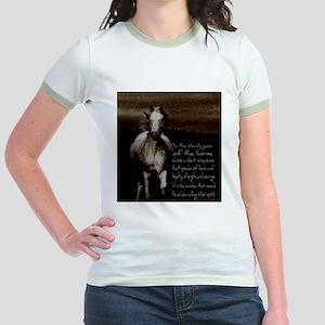 The Horse Jr. Ringer T-Shirt