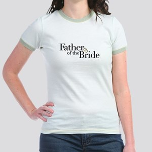Father of the Bride Jr. Ringer T-Shirt
