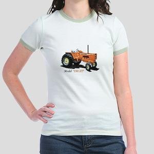 Antique Tractors Jr. Ringer T-Shirt