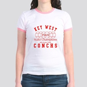 1969 Key West Conchs State Champions. Jr. Ringer T