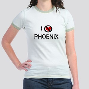 I Hate PHOENIX Jr. Ringer T-Shirt