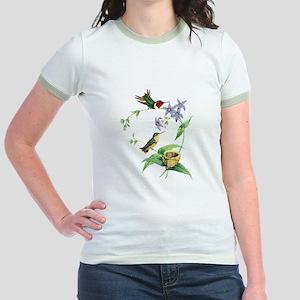 Hummingbirds Jr. Ringer T-Shirt