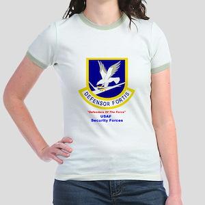 Security Forces Jr. Ringer T-Shirt
