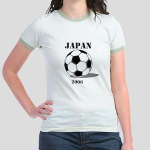 Japan Soccer 2006 Jr. Ringer T-Shirt
