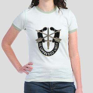 Special Forces Jr. Ringer T-Shirt