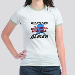 soldotna alaska - been there, done that Jr. Ringer