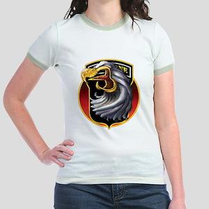 Screamin' Eagles Badge Jr. Ringer T-Shirt