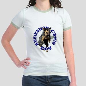 Cattle Dog House Jr. Ringer T-Shirt