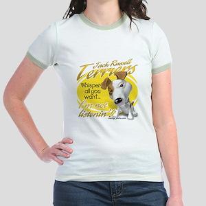 Jack Whisperer Jr. Ringer T-Shirt