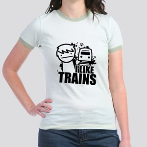 I Like Trains! T-Shirt