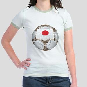 Japan Championship Soccer Jr. Ringer T-Shirt