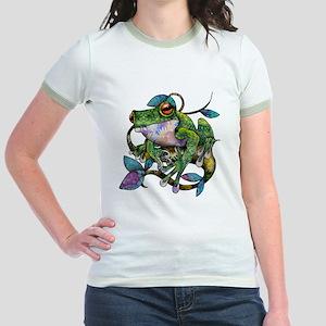 Wild Frog Jr. Ringer T-Shirt
