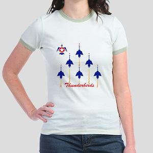 Thunderbirds Jr. Ringer T-Shirt
