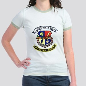 6994TH SECURITY SQUADRON Jr. Ringer T-Shirt