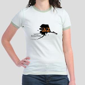 AK LAST FRONTIER Jr. Ringer T-Shirt