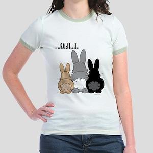 Rabbittude Posse Jr. Ringer T-Shirt