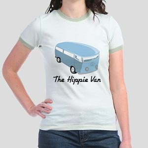 The Hippie Van Jr. Ringer T-Shirt