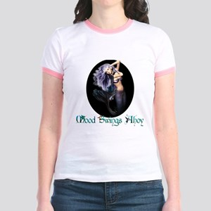 MaternityMermaid Jr. Ringer T-Shirt