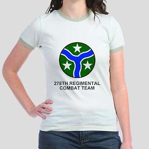 ARNG-278th-RCT-Shirt Jr. Ringer T-Shirt