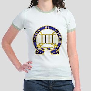 DUI - 3rd Battalion 7th Infantr Jr. Ringer T-Shirt