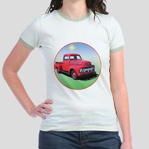 51-F1-C8trans Jr. Ringer T-Shirt