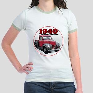 40Fordpick-C8trans Jr. Ringer T-Shirt