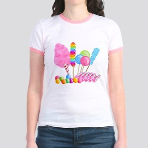 Candy Circus Jr. Ringer T-Shirt