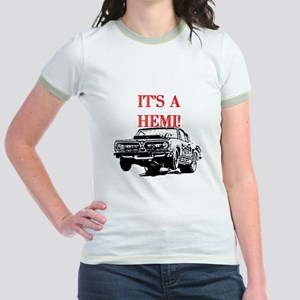 AFTM It's A Hemi! Jr. Ringer T-Shirt